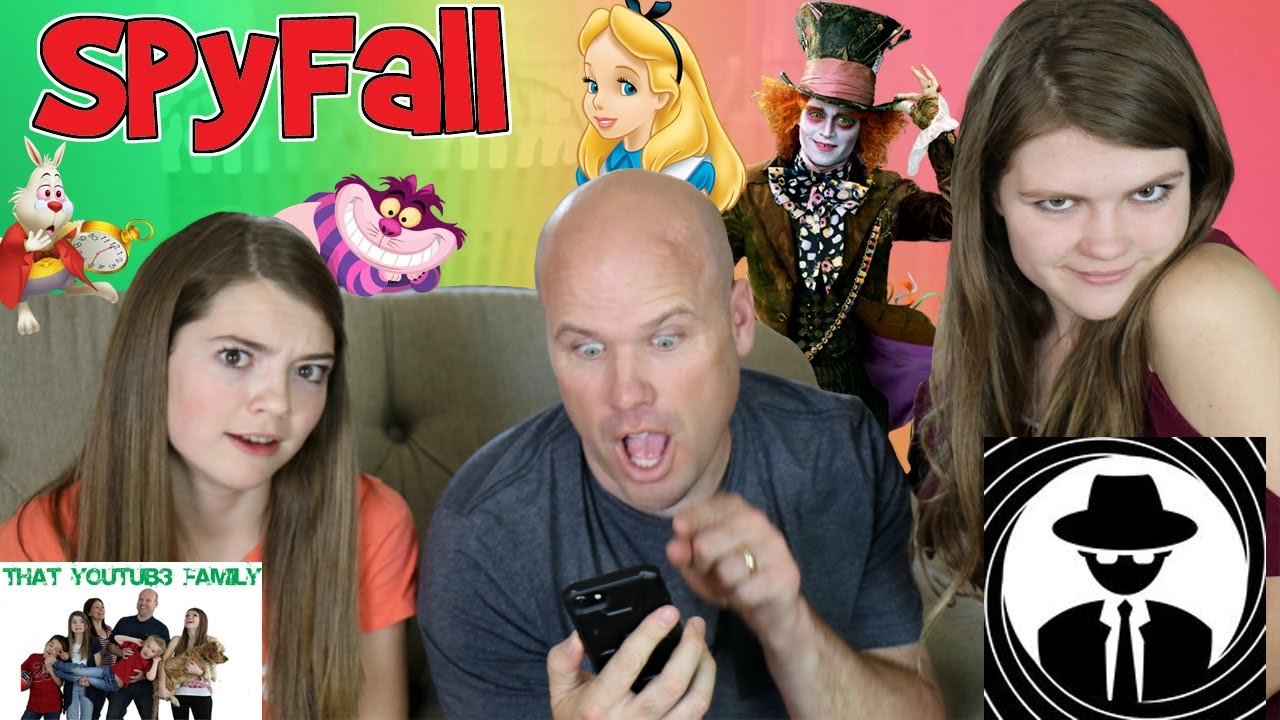 SPYFALL – DISNEY EDITION / That YouTub3 Family