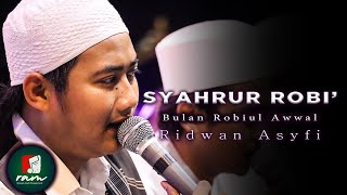 SYAHRUR ROBI' AIR MATA KERINDUAN Ridwan Asyfi Fatihah Indonesia