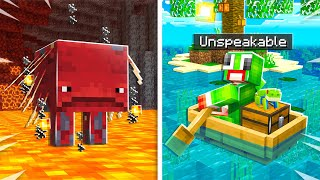 34 Updates That CHANGED Minecraft FOREVER!