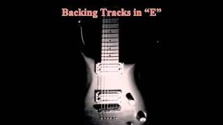 Repeat youtube video Heavy Funk Blues in E - Guitar Backing Track