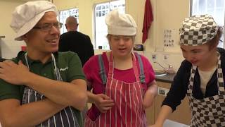 Phoenix Trust Milton Cooking Up A Storm In Newly Refurbished Kitchen