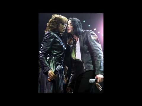 Whitney Houston  A Song For You  Tribute To Michael Jackson   in 2010