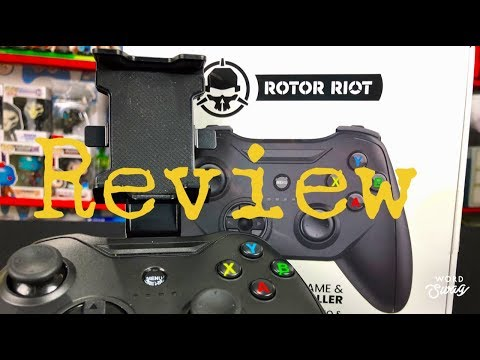 Rotor Riot Game Controller | Review