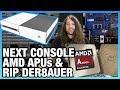 HW News - AMD's Next Console APU, GPU Marketshare, & #RIPDer8auer OC
