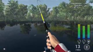 Fishing planet Michigan Muskie/Tiger Muskie guide