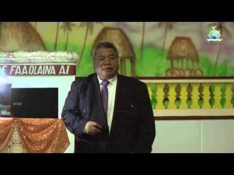 Wk1Ep3 Tala Lelei o le Saolotoga Series   SISDAC Ministry Media