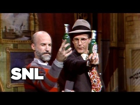 Guest Performance: Harry Anderson 3 - Saturday Night Live