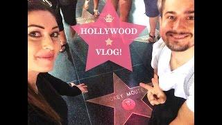 ARRIVO A LOS ANGELES e HOLLYWOOD BLVD!! L.A. con NYX e MrDanielMakeup!! | CherylPandemonium