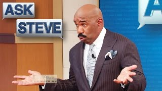Ask Steve: You hit the dating jackpot! || STEVE HARVEY