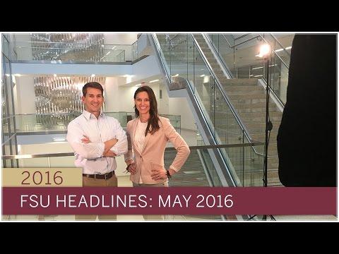 FSU Headlines: May 2016