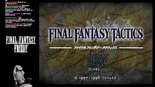 Lobos Plays Final Fantasy Tactics (Pt. 1)