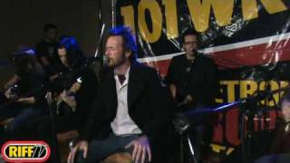 Scott Weiland - Interstate Love Song - 101 WRIF Detrot