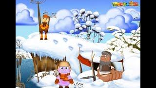 Лунтик хочу все знать. Развивающая игра для детей: Лунтик познает мир смотреть онлайн HD