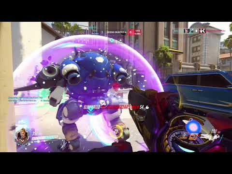 the key to win a game is to have a zenyatta (overwatch #33)