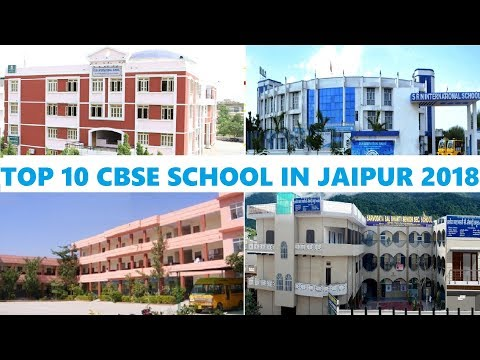 Top 10 School in Jaipur 2018