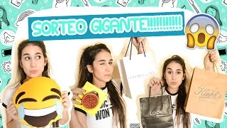 Fashion - SORTEO GIGANTE! | Fashion Diaries