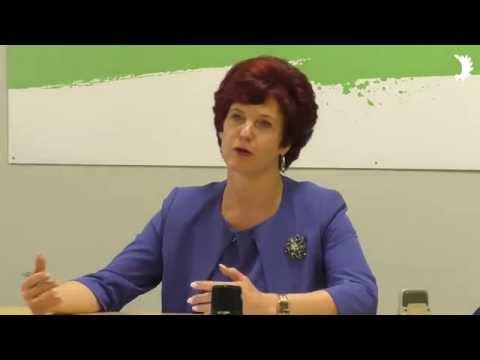 Im Gespräch mit Solvita Aboltina: Lettland, EU, NATO, russische Minderheit und deutsches Kulturerbe
