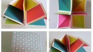 Мастер-класс:  Как сделать 3Д открытку своими руками. Поделки из бумаги