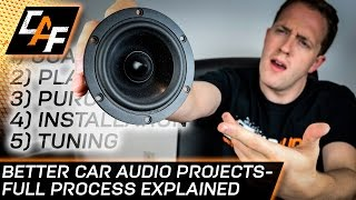 Video Build the BEST Car Audio System - Full process explained download MP3, 3GP, MP4, WEBM, AVI, FLV Januari 2018