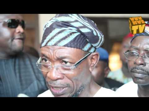 Aregbesola Denies Plan to Islamize Osun State; Says More Schools, Churches/Mosques To be Demolished