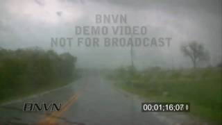 5/13/2009 Kirksville, Missouri Tornado Video.