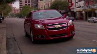 2013 Chevrolet Malibu Eco Test Drive & Car Review