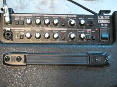 Roland AC-90 Review