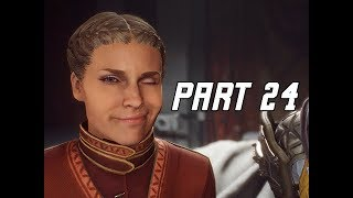 ANTHEM Walkthrough Gameplay Part 24 - Epilogue (PC Ultra Let's Play)