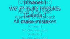 Cheetah Girls - Its Over Lyrics