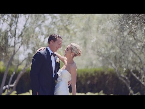 Gorgeous Palm Desert destination wedding | Toscana Country Club