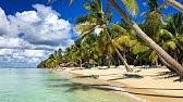 Dominican Republic - Saona Island Catamaran CruiseNatural Pool Lagoon 4K