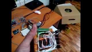 FLProg 1.5.3 and Arduino Uno in my projects (Video 1/3)(Для разработок я обычно использовал промышленные контроллеры, но попался случай когда клиенту нужно было..., 2014-12-21T21:35:39.000Z)