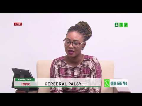 Cerebral Palsy and its effects on the society  on #ATVAnopaBosuo  RECORD   20 March 2018