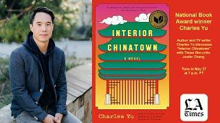 May 27: Meet National Book Award winner Charles Yu