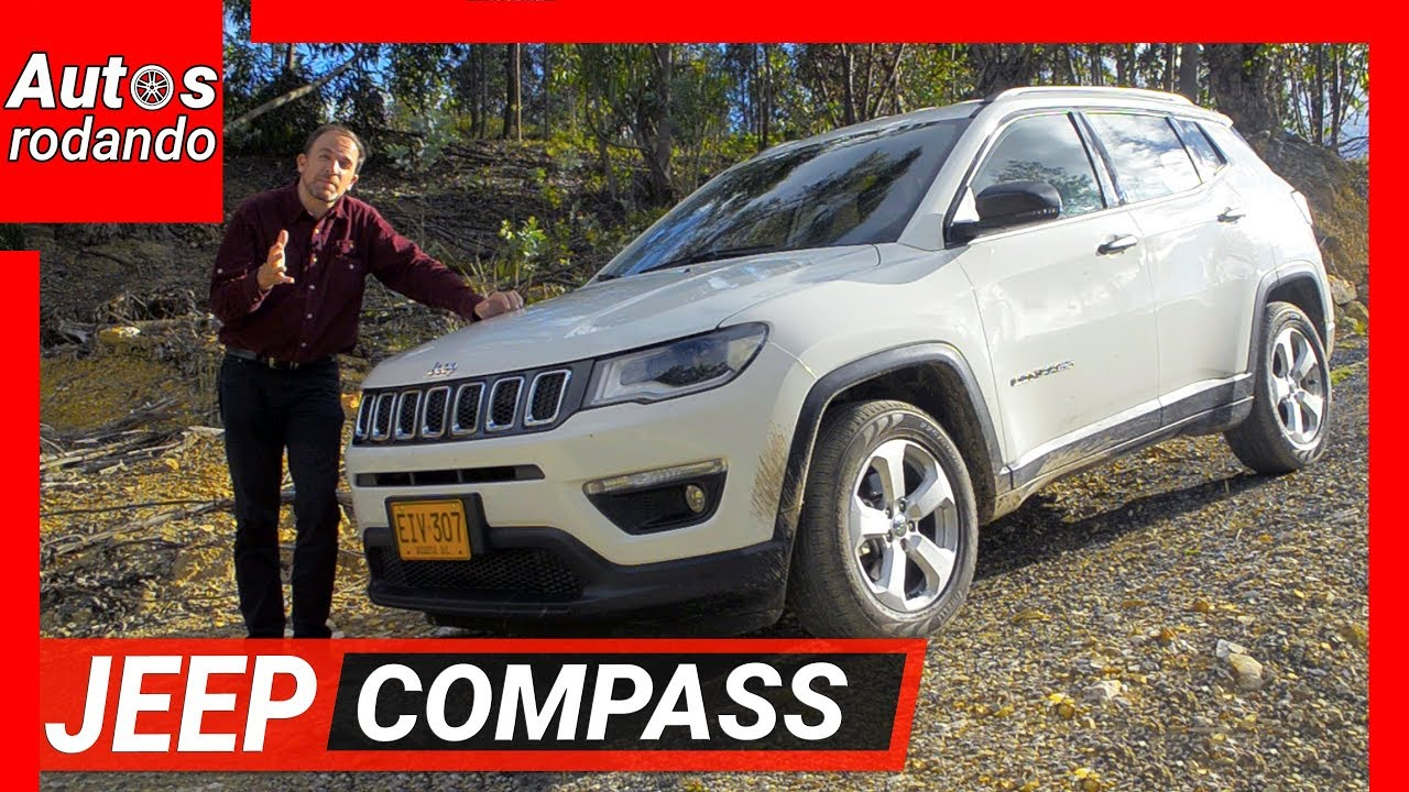 Jeep Compass 2019 Lanzamiento Y Primer Vistazo Youtube