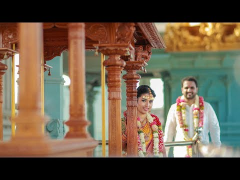 Erode Grand Kongu Wedding | Muthukumar & Gokulapriya | ISWARYA PHOTOS