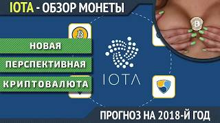 IOTA – Обзор криптовалюты  Прогноз курса на 2018 год