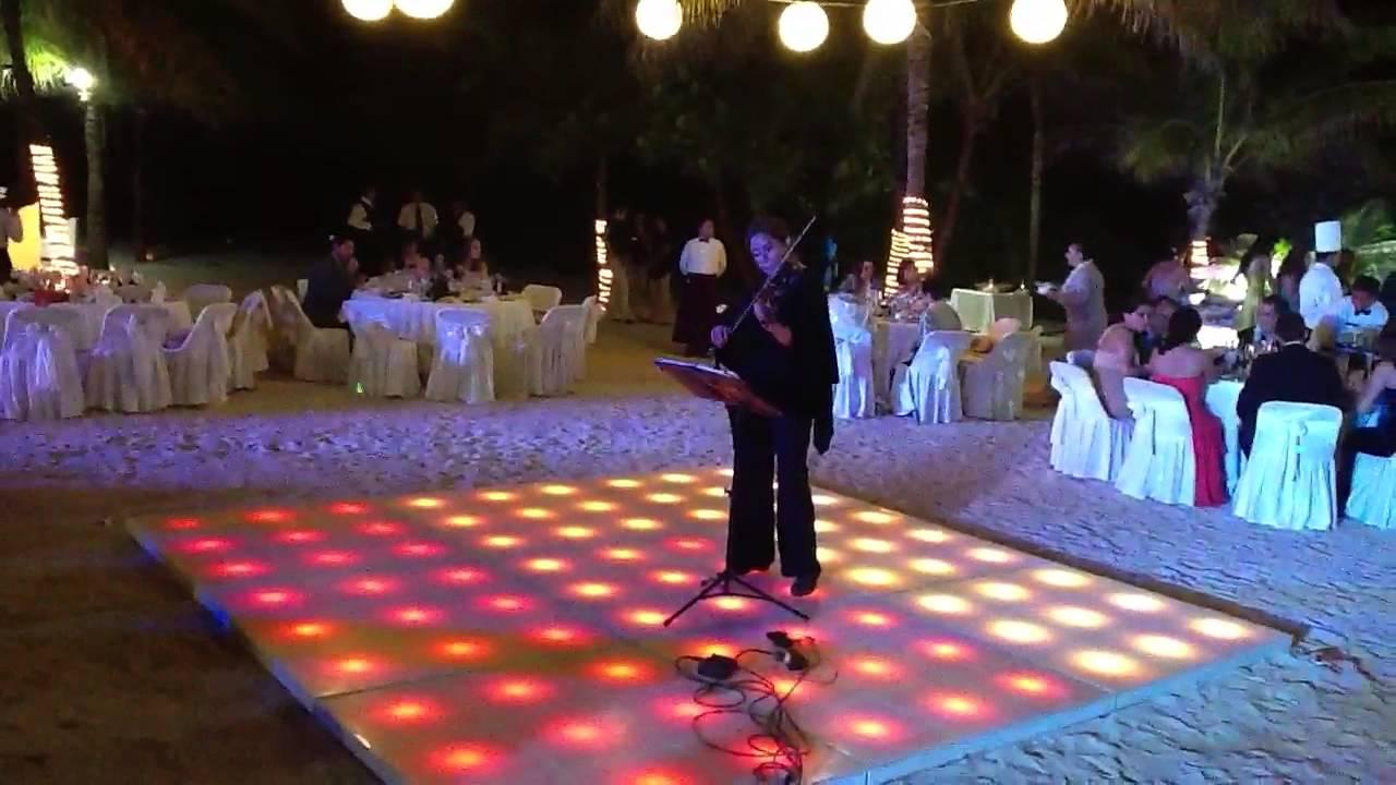 Event Technology Wedding Hotel Grand Palladium