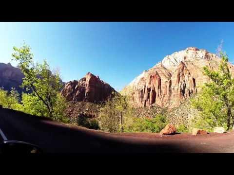 Road trip USA 2016 - Zion NP, Dixie, Las Vegas