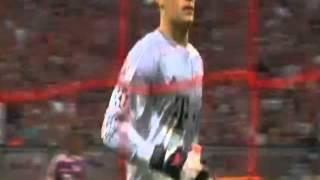 Бавария 2:2 Барселона - Роберт Левандовски (Четвертый гол)