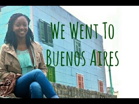 Studying Abroad Argentina Vlog #9 | Buenos Aires: Gaucho Life, La Boca, and Cool Cemeteries