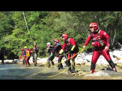Pompiers Genève - Cours Rescue 3 - Formation des instructeurs Suisse