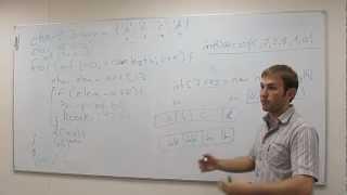 Синтаксис и конструкции языка - Занятие 1 - Java практика