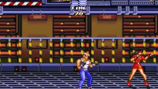 PC Longplay [147] Streets of Rage Remake (Part 1 of 4)