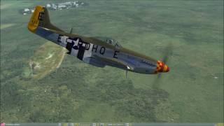 [DCS World]P-51D Mustang Review(DCS 월드 P-51D 머스탱 리뷰)