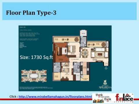 Mahagun Mirabella Luxury Homes in Noida