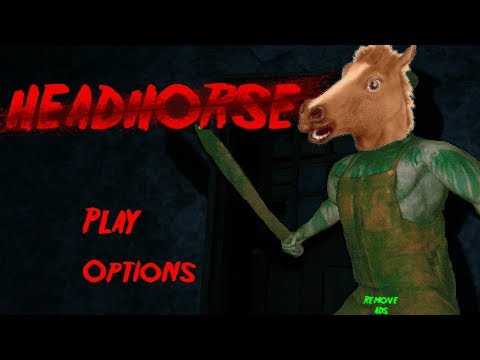 ► HeadHorse Horror Game (Yellow Pixel) Android Gameplay Practice Mode