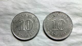 เหรียญประวัติศาสตร์..มาเลเซีย