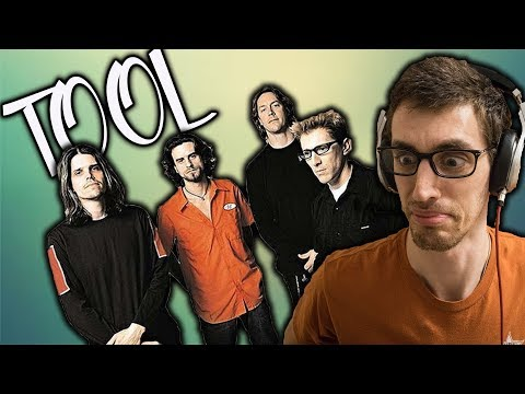 Tool - Sober HIP-HOP HEAD REACTION TO METAL