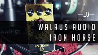 ⌠Test Drive | Walrus Audio's 'Iron Horse'⌡